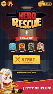 Hero Rescue Screenshot