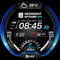Cyber Watch Face icon