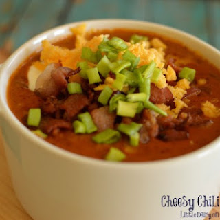 Cheesy Chili Dog Dip.