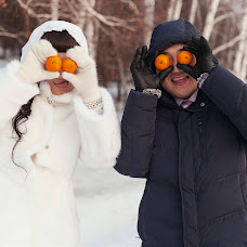 Wedding photographer Olesya Gordeeva (Excluzive). Photo of 19.01.2015