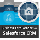Free Business Card Reader for Salesforce CRM