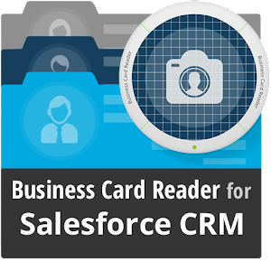Business card reader for salesforce crm android apps on google play business card reader for salesforce crm reheart Images