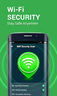 Power Security-Anti Virus, Phone Cleaner & Booster - náhled