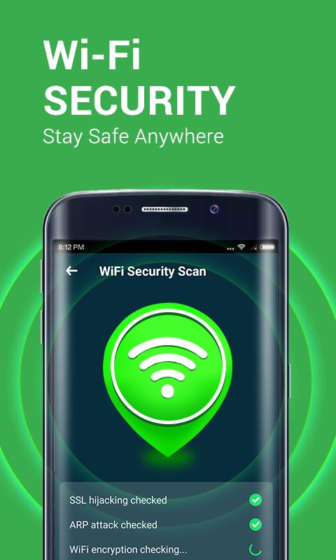 Power Security-Anti Virus, Phone Cleaner Screenshot 2
