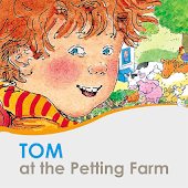 Tom at the Petting Farm