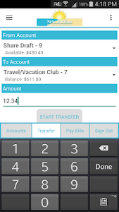 NHFCU Mobile Banking screenshot 4
