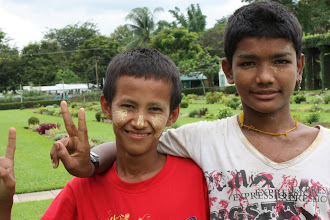 Photo: Year 2 Day 59 - A Couple of Local Lads