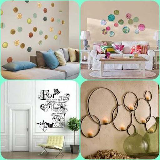 墙面的装饰理念