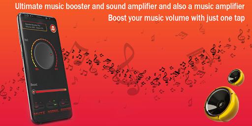 Download super loud Volume Booster high sound Booster 2019