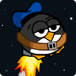 Jetpack Penguin Rush Icon