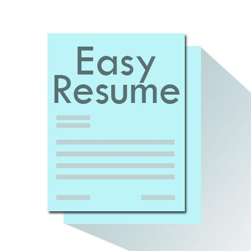 Easy Resume: Resume maker - Apps en Google Play