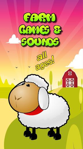 Farm Animal Games - FREE