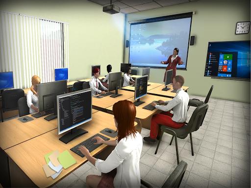 High School Simulator u2013 Fun Learning Game 1.4 screenshots 6