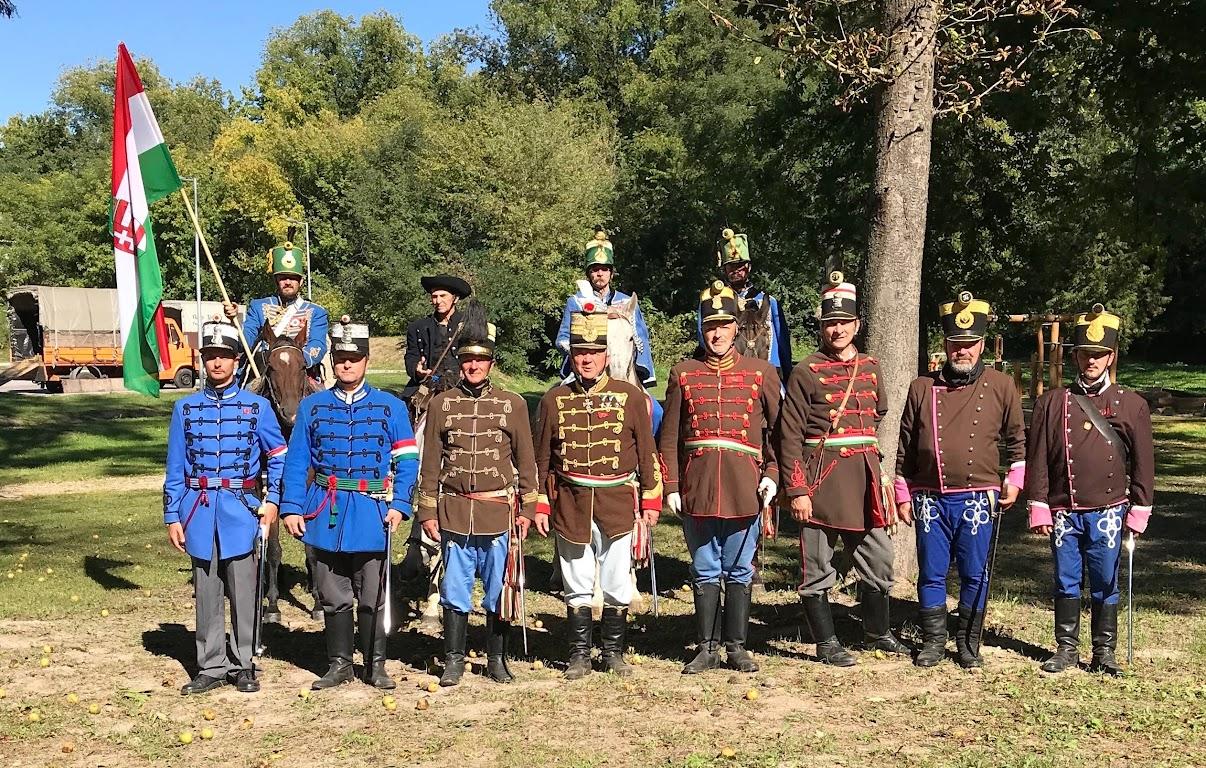 Parancsnokok az ozorai csatán