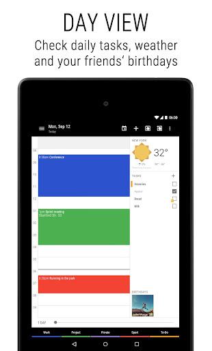 Business Calendar 2・Agenda, Planner & Widgets screenshot 23
