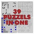 39 Puzzles in 1: Impossible puzzle Apk