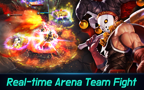 Iron League – Real-time Arena Teamfight 3