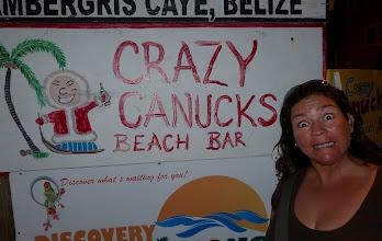 Photo: My craziest Canuck face