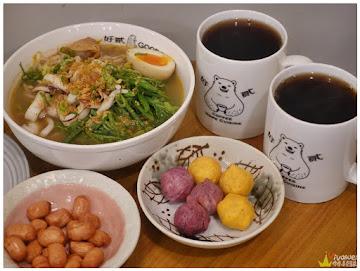 好貳coffee home cuisine