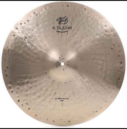 "20"" Zildjian Constantinople - Medium Thin Low Ride"