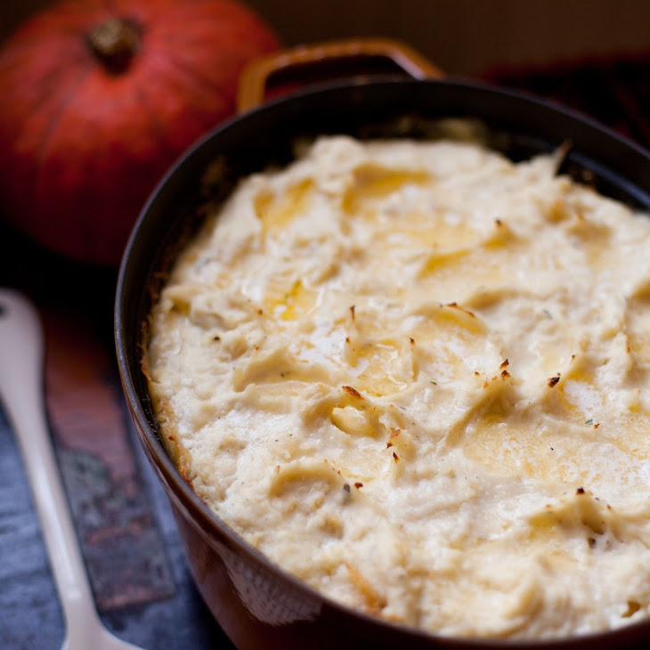 Make-Ahead Mashed Potato Casserole Recipe