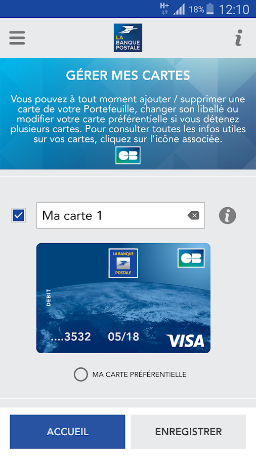 Souvent Mes Paiements - Android Apps on Google Play CC99