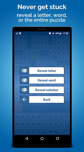 Crossword Puzzle Free screenshots 3