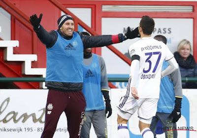 "Ivan Obradovic ne doute pas: ""Anderlecht sera champion"""