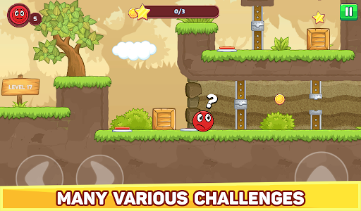 Bounce Ball 5 - Jump Ball Hero Adventure apktram screenshots 19