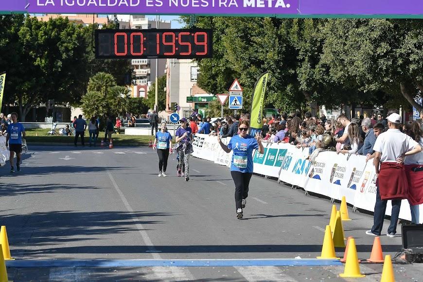 Carrera de la mujer 2020 en Almería.
