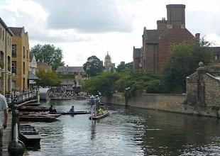 Photo: Boote in Cambridge