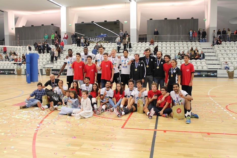 Fonte do Bastardo vence o XV Torneio das Vindimas de Voleibol
