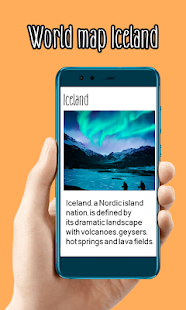 World map iceland android apps on google play world map iceland screenshot thumbnail world map iceland screenshot thumbnail gumiabroncs Gallery