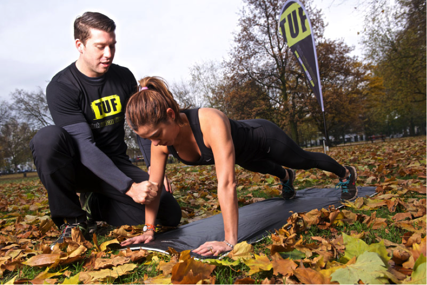 Think Urban Fitness GoSweat Clapham Bootcamps