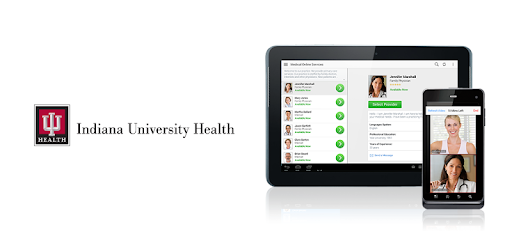 IU Health Virtual Visits: Online Doctor Visit - Apps on