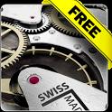 Clock works free livewallpaper icon