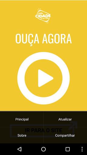 Ru00e1dio Cidade FM Turmalina 3.9 screenshots 2