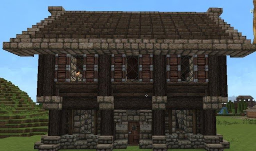 Medieval House Ideas Crafting