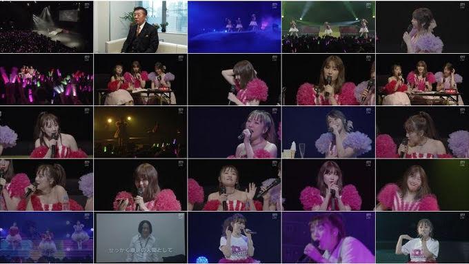 181126 (720p+1080i) ノースリーブス 10th ANNIVERSARY~丸ごとno3b!!生中継