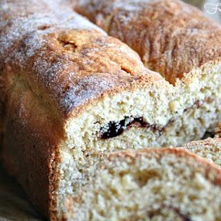 Whole Wheat and Cinnamon Brioche Loaf