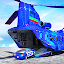 Us Police Cop Car Transporter Truck 2019 icon