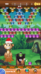 Jungle Tree Bubble Shooter - náhled