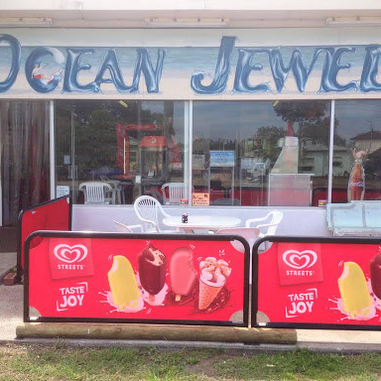 Ocean Jewel Takeaway - Takeaway restaurant. Fish and Chips. Burgers ...