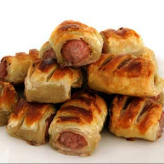 Sausage Rolls With Bacon Recipes