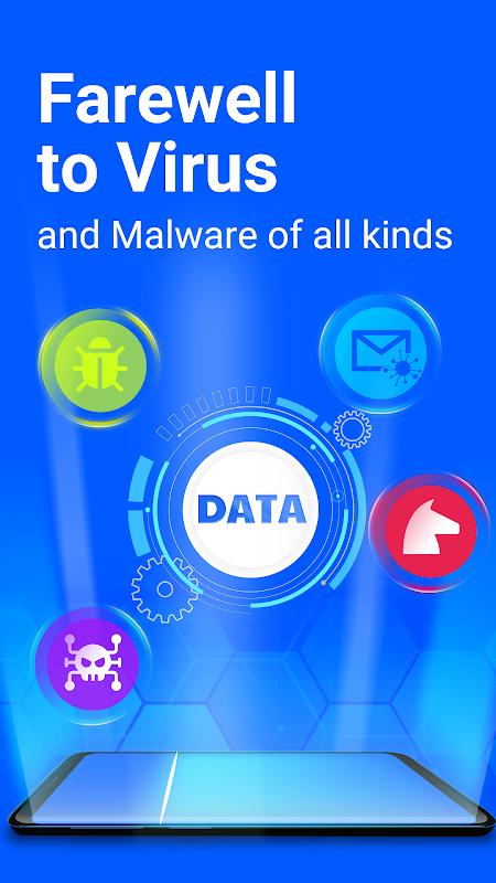 Antivirus Free 2019 - Scan & Remove Virus, Cleaner screenshots