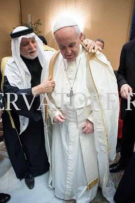 Σε Σεΐχη αναβαθμίστηκε ο Πάπας Φραγκίσκος - Εικόνα3