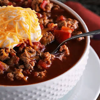 Hot And Spicy Chili Crock Pot Recipes.