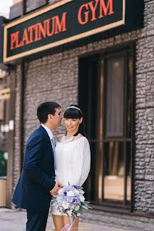 Nhiếp ảnh gia ảnh cưới Сергей Волков (sergeyvolkov). Ảnh của 06.09.2016