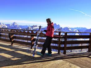 Photo: Francè a 2700 mt di quota ci stà bè nà sigaretta