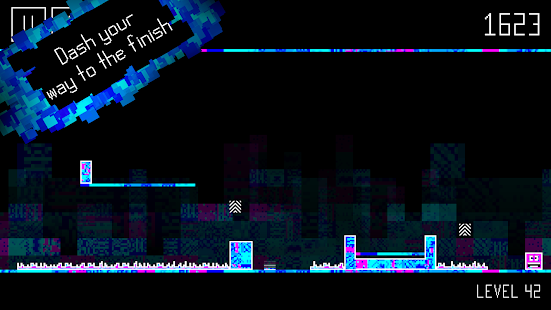 Glitch Jump - náhled